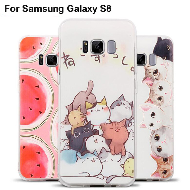 samsung s8 plus flower phone case