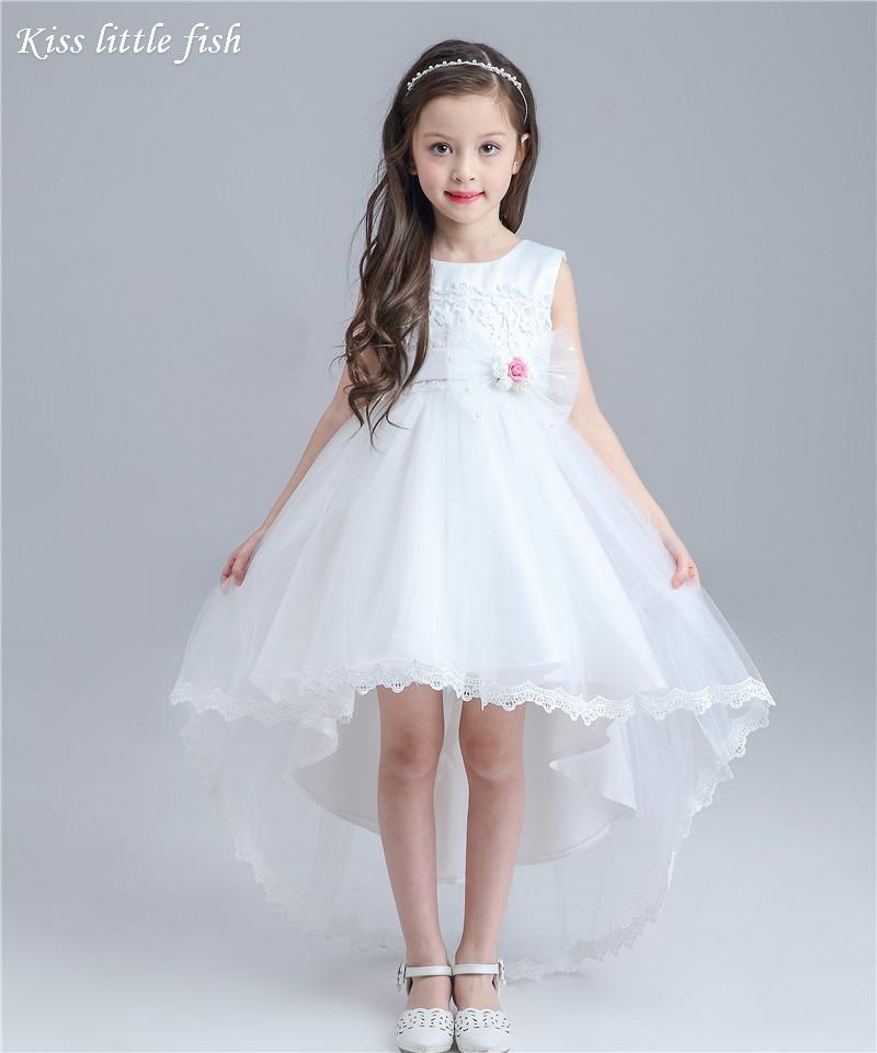 9110 Free shipping Girl wedding dress Kids birthday party dresses ...