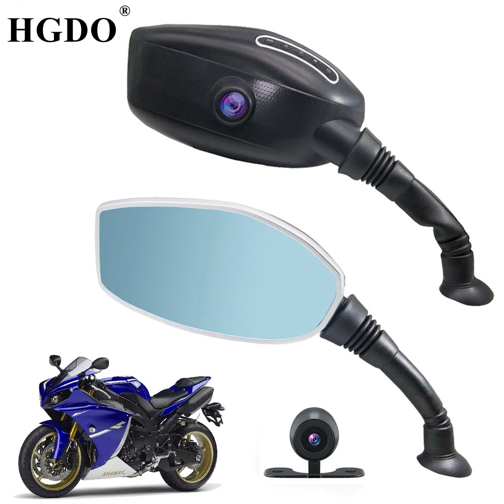 HGDO Dvr-Recorder Support Motorcycle-Camera Video Motion-Detection Full-Hd1080p 2