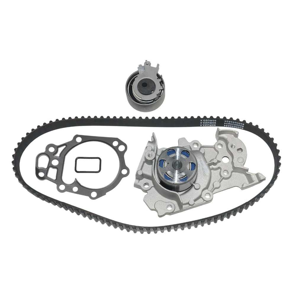 medium resolution of  timing belt kit with water pump for nissan renault twingo thalia i kangoo clio ii iii