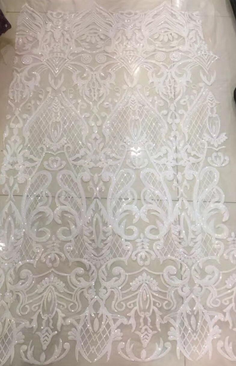 High Quality African Bazin Riche Getzner with Beads wholesale price jacquard embroidered Nigerian net Lace for