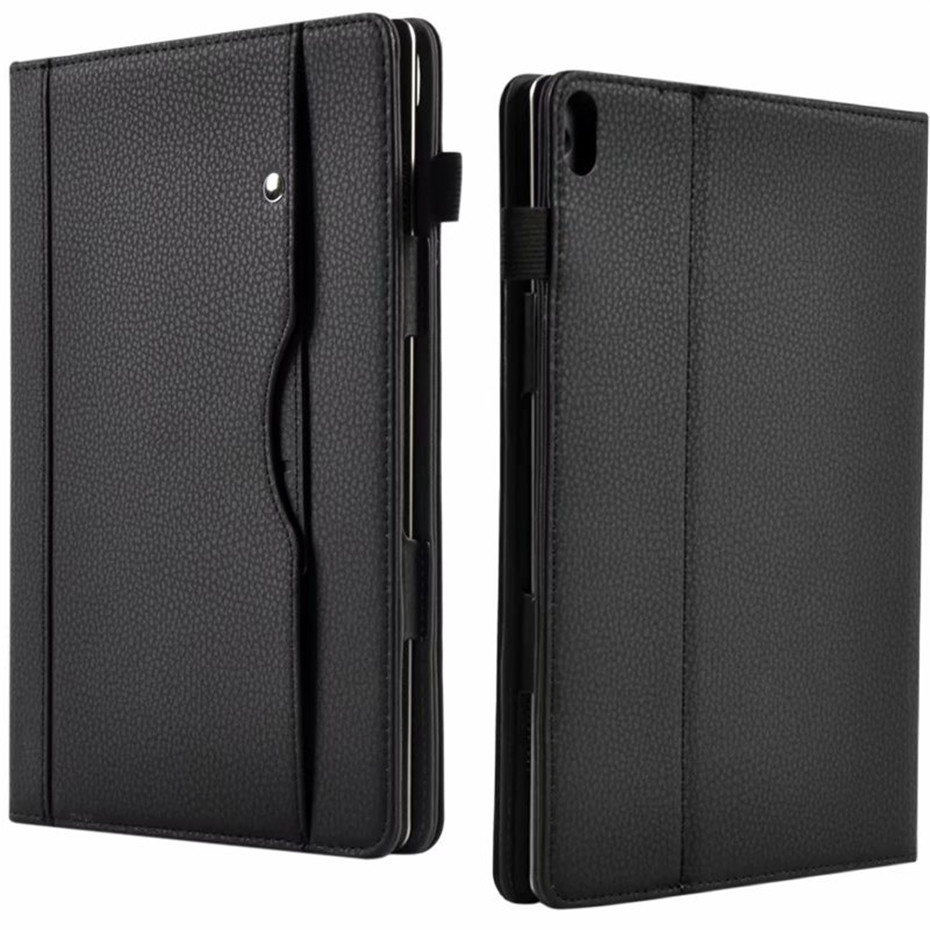 PU Leather Case For Lenovo Tab 4 10 TB X304L TB X304F N Slim Smart Wallet Stand Cover For Lenovo Tab 4 10 Plus TB X704L F N in Tablets e Books Case from Computer Office