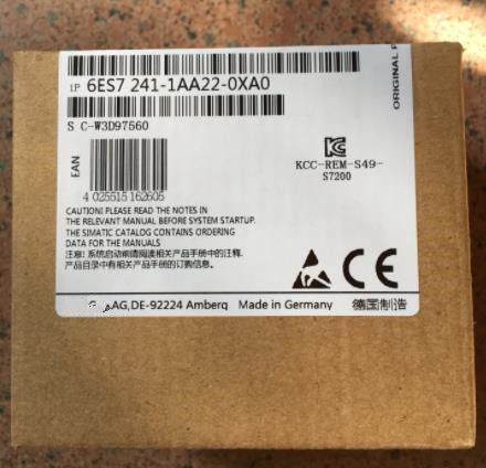 Original In New box   6ES7 241-1AA22-0XA0