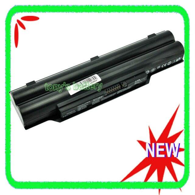 5200 мАч Батарея Для Fujitsu LifeBook LH530 A530 A531 AH530 AH531 LH520 LH701 LH701A PH521 CP477891-01 FMVNBP186 FPCBP250
