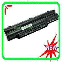 5200 mAh Fujitsu LifeBook A530 A531 AH530 AH531 LH520 LH530 PH521 LH701 LH701A FPCBP250 CP477891-01 FMVNBP186