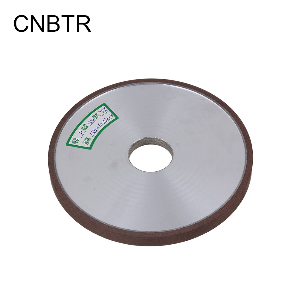 CNBTR 150mm Dia Aluminum Resin Diamond Flat Disc Grinding Wheel Grit 150# Cutting Tool моноблок lenovo ideacentre aio 520 22ikl ms silver f0d4000wrk intel core i3 7100t 3 4 ghz 4096mb 1000gb dvd rw intel hd graphics wi fi bluetooth cam 21 5 1920x1080 windows 10 home 64 bit