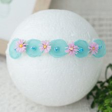 newborn photography prop baby headband princess girl headwear flower creative photo shooing
