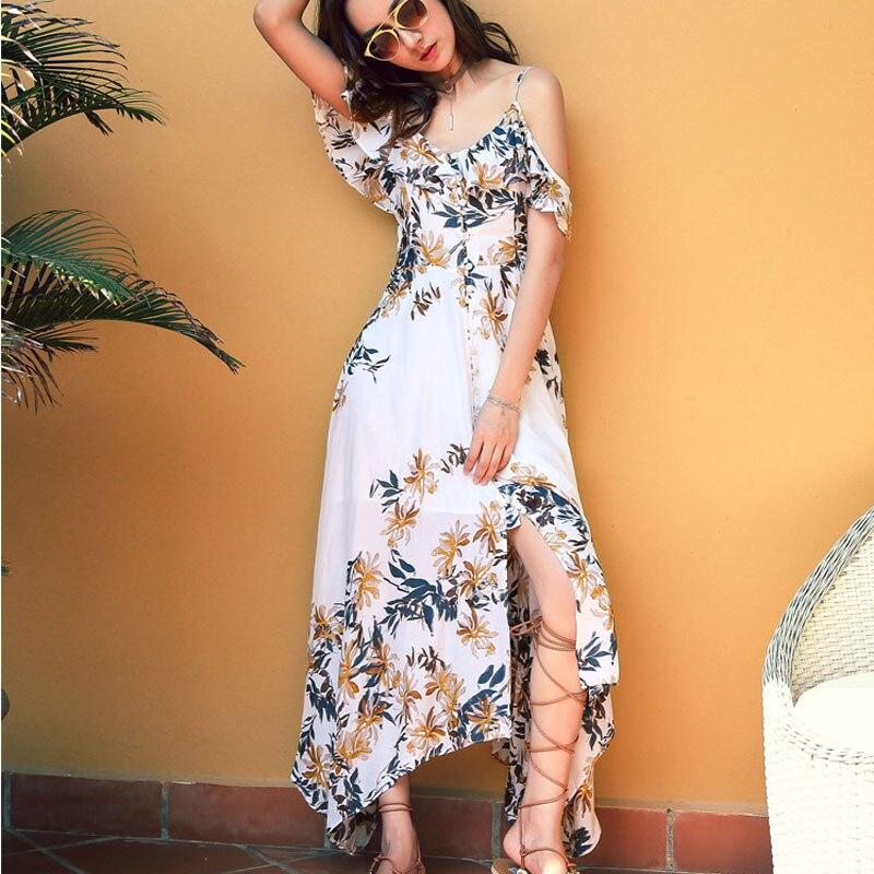Макси платье на праздник