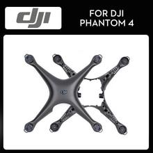 DJI Phantom 4 Pro обсидиан корпус верхняя оболочка средняя оболочка для Phontom4 Pro Черный Корпус Запасные части, комплектующие для ремонта