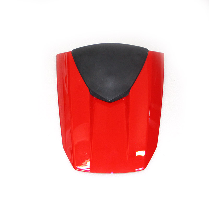 Red Motorcycle ABS Rear Seat Cover Cowl For Honda CBR600RR F5 2013-2017 for honda cbr500r 2013 2014 motorbike seat cover cbr 500 r brand new motorcycle orange fairing rear sear cowl cover