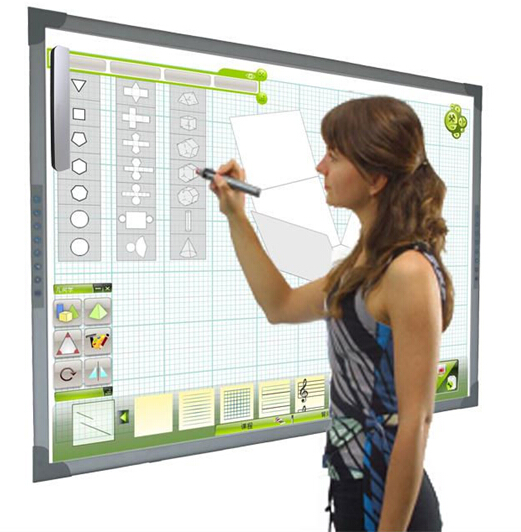Lovely School supplier Infrared white board Portable Interactive Whiteboard With Pen Touch For teaching and conference Awesome - Awesome portable whiteboard Pictures