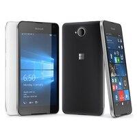 Original New Nokia Microsoft lumia 650 Rm 1154 EU version 4G Mobile Phone Dual SIM 5 inch Quad Core 1GB RAM 16GB ROM 8MP Phone