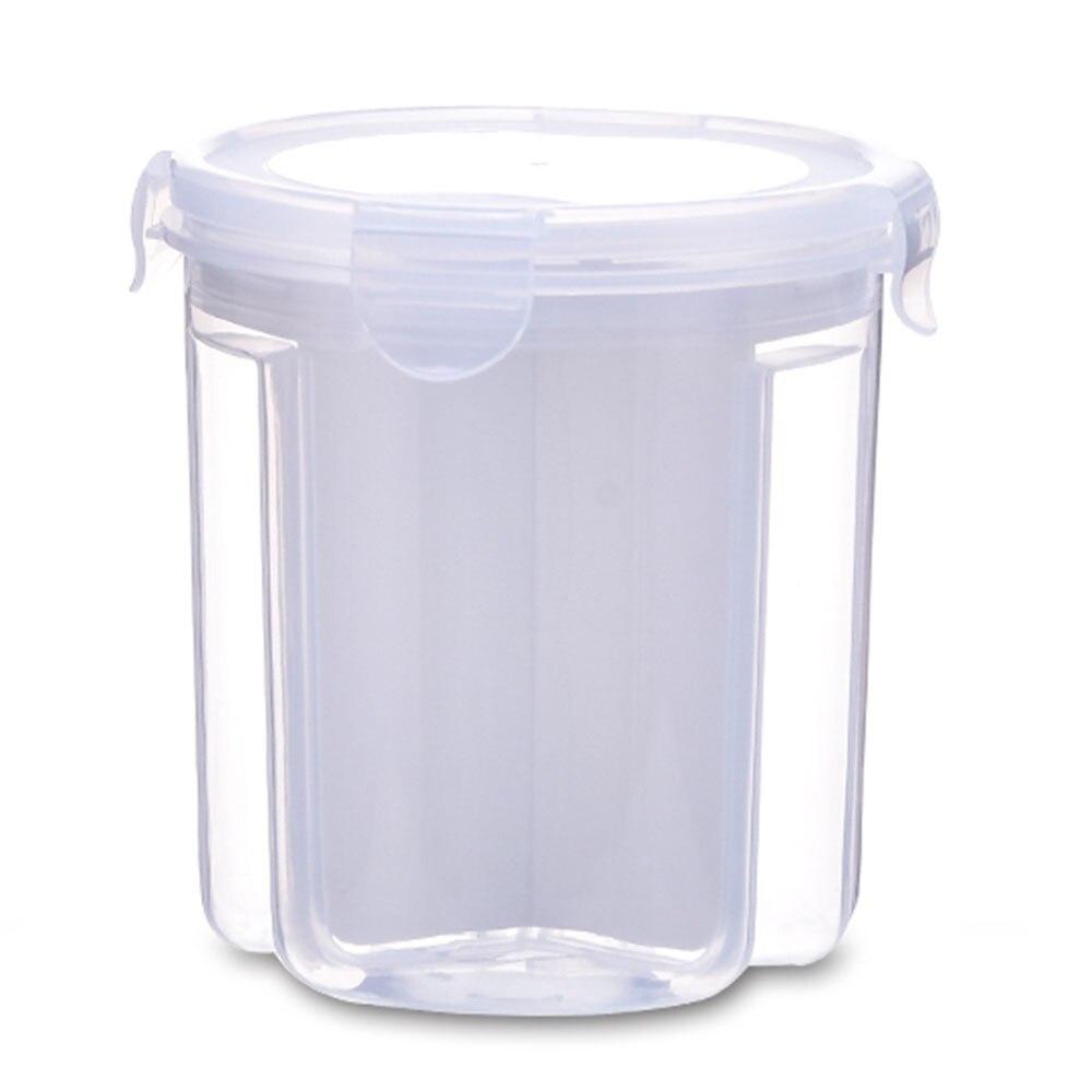 Контейнер для хранения 2,1-3L контейнер для холодильника кухня зерно коллекция Риса контейнер свежий ХРАНЕНИЕ Сбор танк контейнер коробка плотно