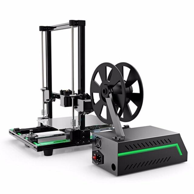 New ! Anet E10 3D Printer DIY Kit Aluminum Frame Multi-language Large Printing Size High Precision Reprap i3 3