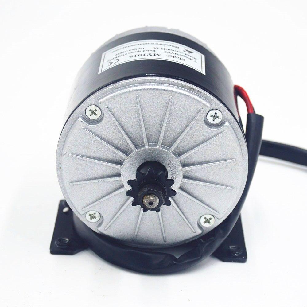 24 V 350 W elektrische motor ebike motor conversion Kit MY1016 MOTOR motor für elektrische fahrrad/roller/dreirad