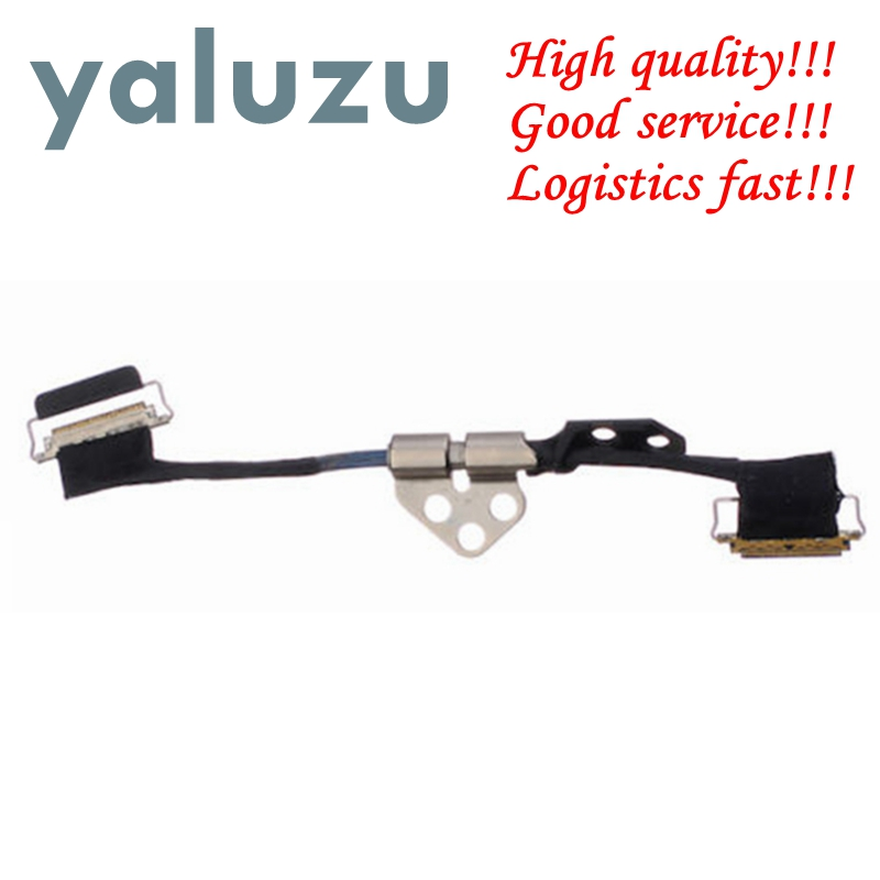 YALUZU New LCD LVDs Cable For 15 A1398 13 A1425 A1502 FOR MacBook Pro Retina 2012-2015 LCD Cable Screen Display Hinge Ribbon  YALUZU New LCD LVDs Cable For 15 A1398 13 A1425 A1502 FOR MacBook Pro Retina 2012-2015 LCD Cable Screen Display Hinge Ribbon