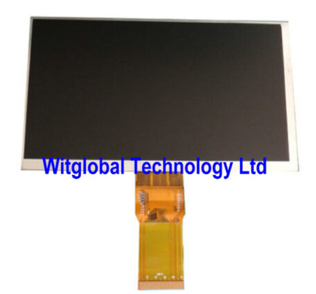 163*97mm New LCD Display 7 Explay Hit 3G Tablet 1024*600 TFT LCD Screen Panel Free Shipping new lcd display 7 inch for digma hit 3g ht7070mg tablet tft 40pin screen matrix digital replacement panel free shipping