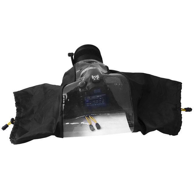 Professional Waterproof Rainproof DLSR camera rain cover for Canon Nikon Sony Pendax DSLR