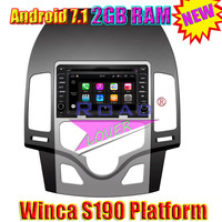 Winca S190 Android 7 1 Car PC System Head Unit DVD Player For Hyundai I30 Auto