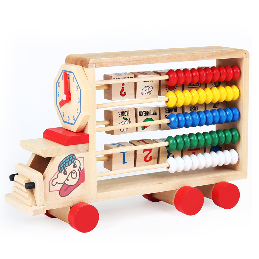 Aliexpress.com : Buy Baby Abacus Soroban Wooden Toys ...