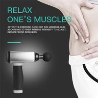 Тканевый массаж мышечный массажер мышечная боль интегрированный Фитнес-управление для тренировок и упражнений Расслабление тела Fascia Muscle ...