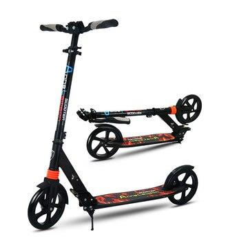 Nouveau Scooter robuste léger hauteur coup de pied Scooters réglable en alliage d