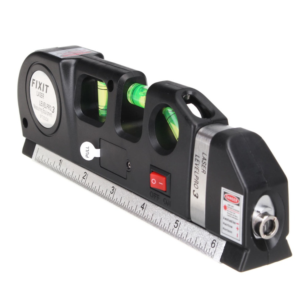 Laser Level Spirit Level Line Lasers Ruler Horizontal Ruler Measure Line Tools Adjusted StandardLaser Level Spirit Level Line Lasers Ruler Horizontal Ruler Measure Line Tools Adjusted Standard