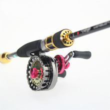 New Arrival  Raft Fly Ice Fishing Reel Left/Right Handle  Freshwater Marine Fish Carp Fishing Wheel Tackle  Spinning Metal Reels цена в Москве и Питере