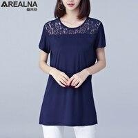 Fashion T Shirt Women Plus Size 5XL Summer Casual Top Tee Harajuku Mujer Black Vintage Female