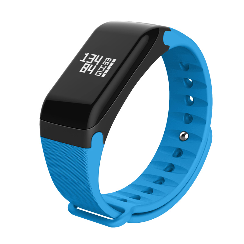 Orijinal HUACP R3 Smart Bilək Qalıcı Fitness Passometer Qan Təzyiqi Monitor Smart Bilərzik Bluetooth 4.0 Sleep Tracker IP67