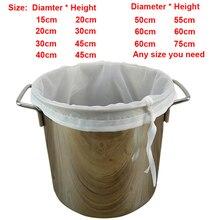 Фильтр-мешок для пивоварения, для заваривания солода, для кипения сусла, инструмент для приготовления пюре