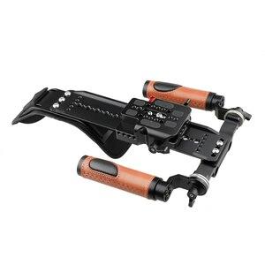 Image 5 - CAMVATEไหล่Rig Handle KitสำหรับC100 200 300/Fs5 Fs7/AU EVA1 C1893