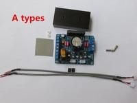 DC 12V 4*50W TDA7850 Car Audio Power Amplifier Board Stereo+ BA3121 Denoise