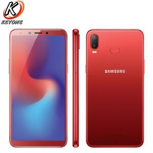 """Image 3 - Nuovo Samsung Galaxy A6s SM G6200 Del Telefono Mobile 6.0 """"6GB di RAM 64GB/128GB di ROM Snapdragon 660 octa Core Dual Posteriore della Macchina Fotografica del Android Del Telefono"""