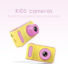 Детская камера детская мини цифровая камера маленькая зеркальная Спортивная двойная линза камера игрушка