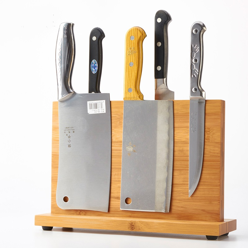 Magnetic Knife And Scissors Holder Kitchen Decoration
