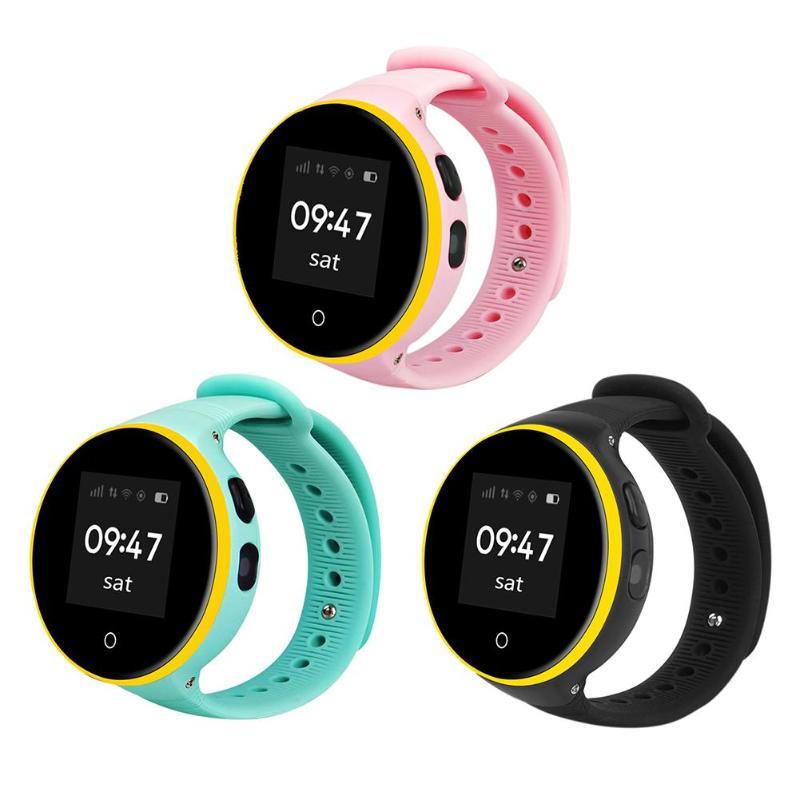 Écran tactile montre intelligente Smartwatch TF SIM caméra GPS Tracker pour IOS iPhone Samsung Huawei Xiaomi téléphone Android
