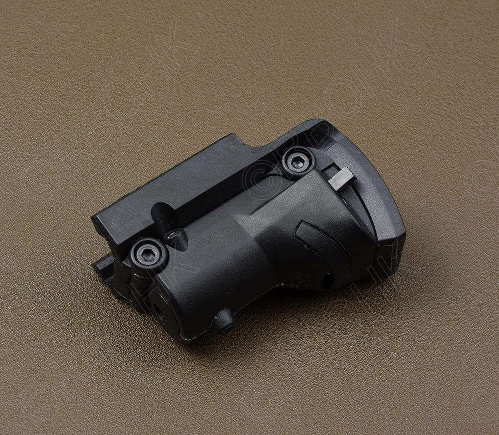 Tactical Pistol Red Dot Laser For Glock 17 22 23 25 27 28 43 Rear Sight M3413-0