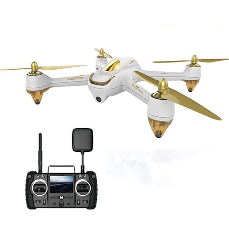 Hubsan H501S H501SS X4 Pro 5.8G FPV Brushless W/1080 P HD Caméra GPS RTF Suivre Me Mode quadcopter Hélicoptère RC Drone
