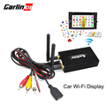 Carlinke Car WiFi Display iOS AirPlay Mirror Link for Car Home Video Audio Miracast DLNA Airplay Screen Mirroring 5.8G