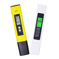 PH Meter Accurate 0.01 + TDS EC Tester Water Purity Filter Hydroponic Pool for Aquarium Laboratory
