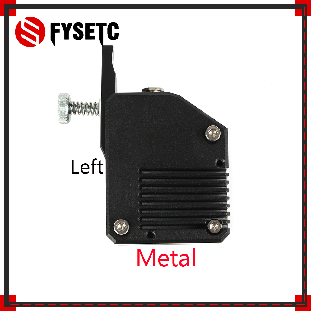 Image 3 - BMG All Metal Extruder Left/right Cloned Extruder Dual Drive  Extruder For Wanhao D9 Creality CR10 Ender 3 Anet E103D Printer Parts