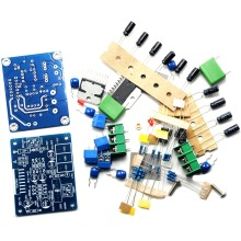купить TDA7294 Dual-Channels Audio Power Amplifier Kit For DIY 60W+60W DC+/- 25V--+/-38V дешево