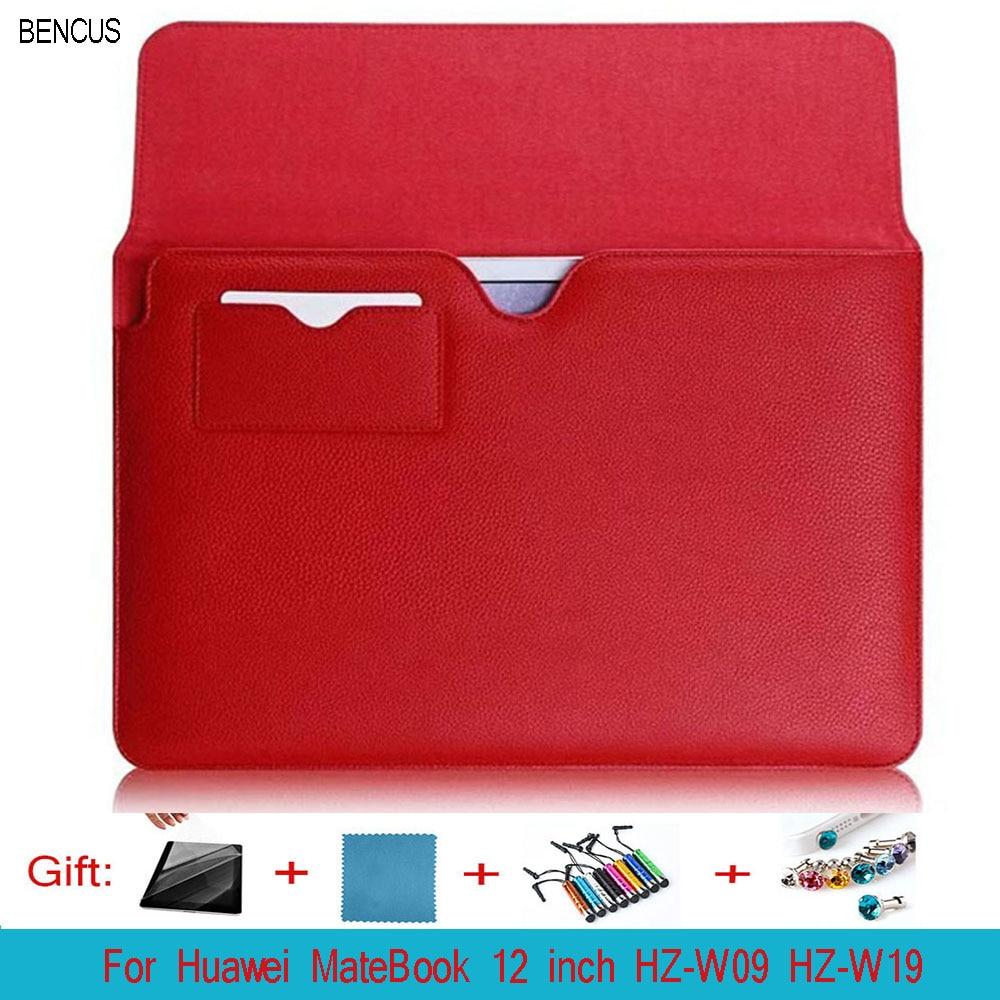 BENCUS Huawei MateBook tablet HZ - W19 / W09 / W29 protective holster bladder briefcase