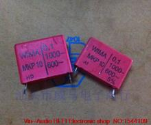 20 pcsImported 0.1uf1000V100nFMKP10 WIMA пленочный конденсатор