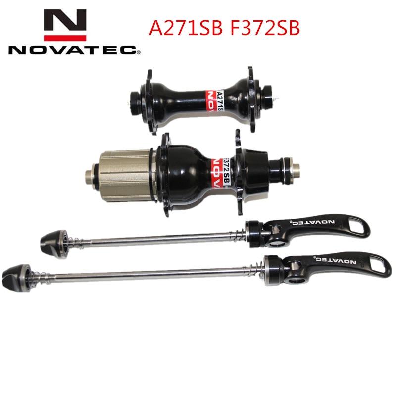 Moyeu Novatec A271SB F372SB moyeux de vélo de route Shimano 8/9/10/11 vitesses