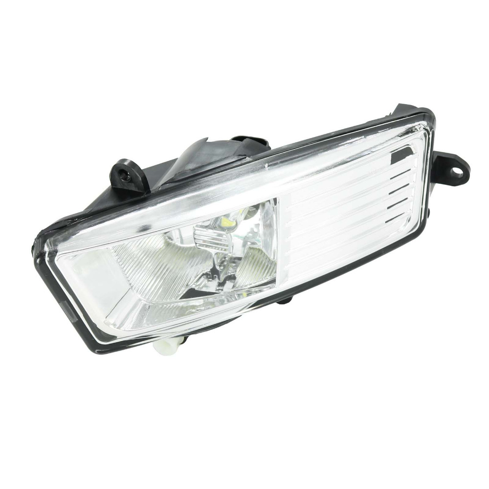 For Audi A6 C6 Avant S6 Quattro 2009 2010 2011 Car-styling Right LED Front LED Bulb Fog Light Fog Lamp audi coupe quattro купить витебск