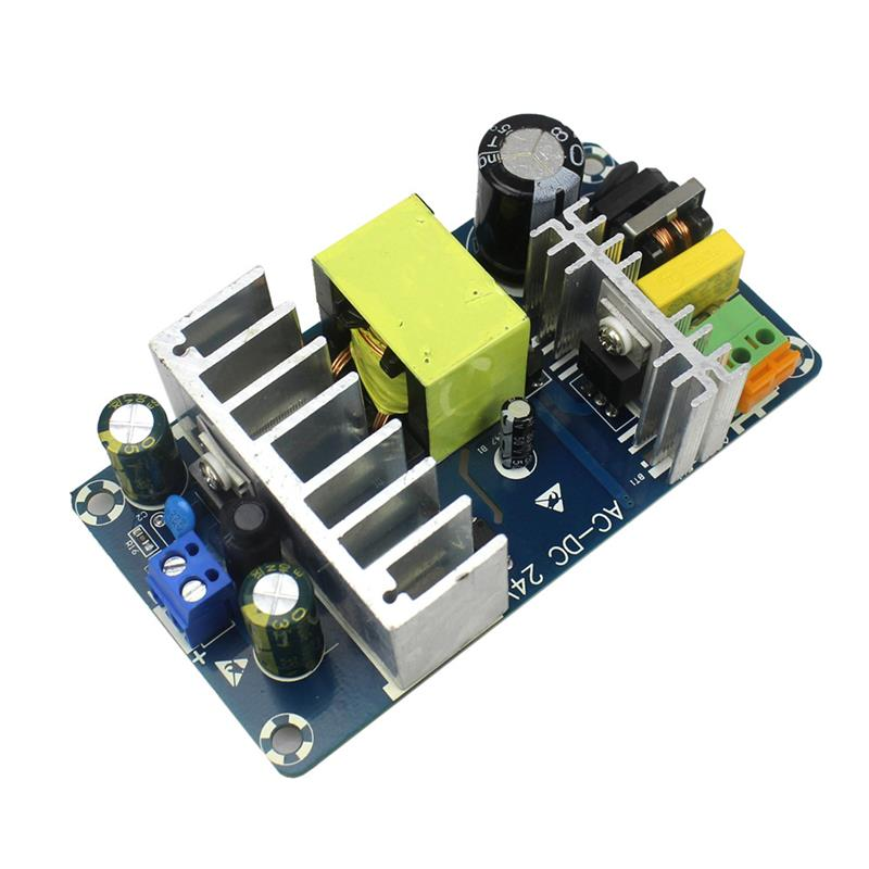 High quality Power Supply Module AC 110v 220v to DC 24V 6A AC-DC Switching Power Supply Board Promotion 1pcs 36v 180w ac dc switching power supply board high power industrial power supply module
