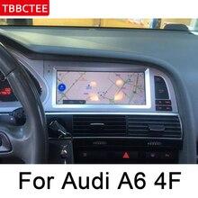 Для Audi A6 4F 2005 2006 2007 2008 2009 MMI автомобиль радио gps Android навигации AUX стерео Мультимедийный Плеер с сенсорным экраном