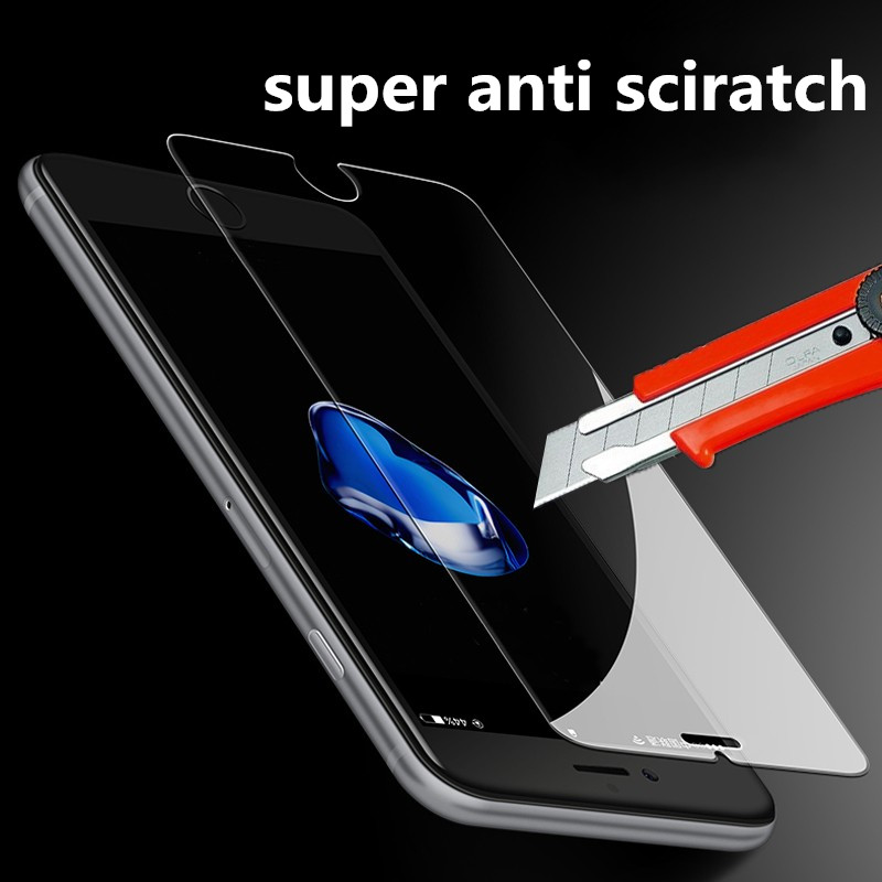 Закаленное стекло 9h для iphone XS MAX XR 8 4S 5 5S SE 6 6s плюс 7 плюс защитное стекло для защиты экрана чехол + чистые комплекты